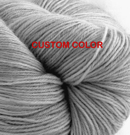 custom color - super sock 416