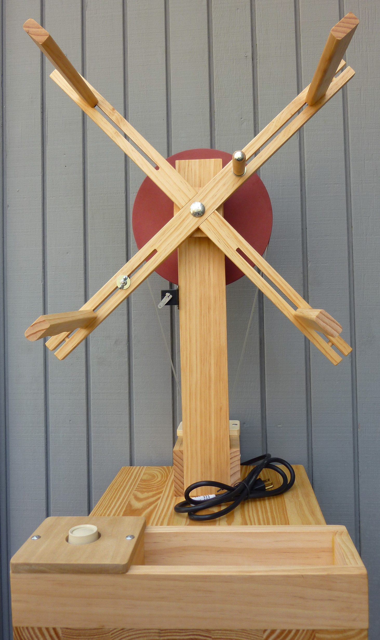 The Electric Skein Winder II